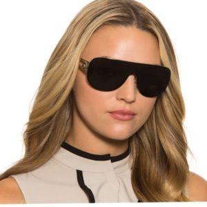 Versace Rock Icon Shield Sunglasses